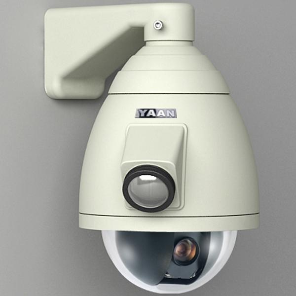 自动跟踪全景高速球型摄像机-创新产品--2010博览会