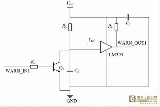 单稳态触发器延时接口电路