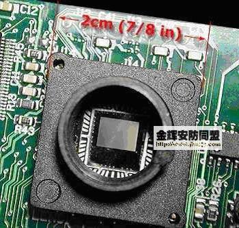 cmos是高度集成化的芯片,不仅价格低廉而且装配也非常简单,而不像生产