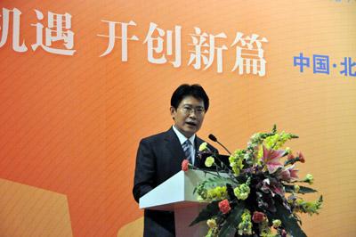 公安部科技信息化局副局长刘烁