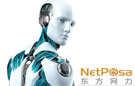 東方網力加碼智能安保機器人