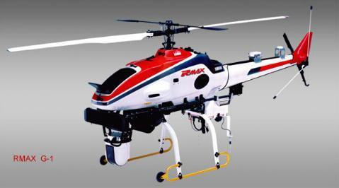 图2无人驾驶直升机